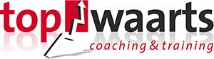 Topwaarts Coaching & Training Logo